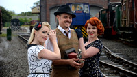 2012.06.24 1940's Vintage & Retro Craft Fayre at Chasewater Railway