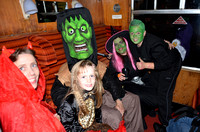 Halloween 2016 at Chasewater Railway